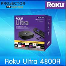 Roku Ultra 2020 (4800R) | Streaming Media Player HD/4K/HDR/Dolby Vision with Dolby Atmos Bluetooth Streaming and Voice Remote with Headphone Jack and Personal Shortcuts includes Premium HDMI Cable