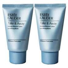Estée Lauder แพ็คคู่สุดคุ้ม Take It Away Makeup Remover Lotion 30Ml (2 หลอด)