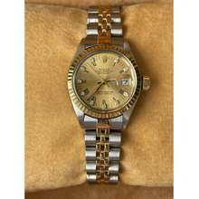 Rolex Rolex 6917 Oyster Perpetual , Datejust Case Material Steel , Ladies Size,26 Mm. ปี 1987-89