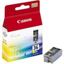 Canon CLI-36 Color Ink Cartridge ไทย