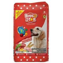Bingo อาหารสุนัขโต 10Kg