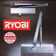 RYOBI โช๊คอัพประตู 1000 Series รับน้ำหนัก 40-85 Kg. ยี่ห้อ รุ่น S1003P แบบแขนขนานตั้งค้าง ปิด 3 จังหวะ
