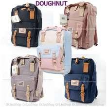 Doughnut orjaoshop กระเป๋าเป้ Macaroon เป้โดนัท (มีตุ๊กตา + ถุงผ้าแบรนด์)