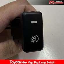 Toyota สวิตซ์ สปอร์ตไลท์ Vigo fortuner 2005 2007 2009 2011 2013 2014 ใส่เข้าช่องพอดี