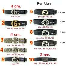 Gucci New Gucci Belt For Men