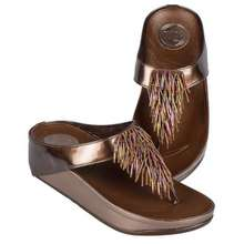Quick Step รองเท้าเพื่อสุขภาพเท้า รุ่นพู่พู่ 7703-22Br - สีน้ำตาล