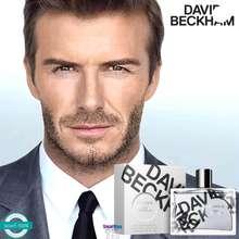 David Beckham HOMME Eau De Toilette Vaporisateur Spray 75ml. น้ำหอมลิขสิทธิ์แท้จากเดวิด เบคแฮมกลิ่นหอมเย็นสำหรับผู้ชายสปอร์ตแมนผสานความเซ็กซี่น่าค้นหา สินค้านำเข้าของแท้ 100%