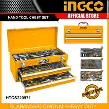 INGCO ชุดเครื่องมือช่าง 97 ชิ้น HTCS220971