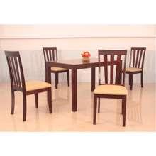 Grown ชุดโต๊ะอาหาร รุ่น บาเซิล 4 ที่นั่ง ไทย