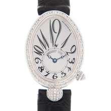 Breguet Reine de Naples Automatic Diamond White Dial Ladies Watch 8928BB5W944DD0D