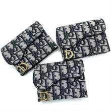 Dior New Dior Card Holder (แบบหลายช่อง)