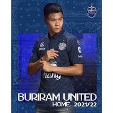 Buriram united เสื้อแข่งบุรีรัมย์ยูไนเต็ด 2021/2022 ชุดเหย้า สีกรม ของแท้จากสโมสร เสื้อ Home TPL