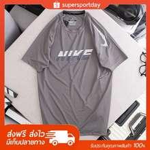 Nike ▪️เสื้อกีฬาผู้ชาย เสื้อออกกำลังกาย ▪️