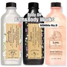 Bath & Body Works (แท้) Bbw Aromatherapy Body Oil จาก Bath & Body Works ขนาด 118 Ml.