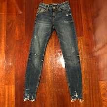 Bershka Skinny Jeans (Skinnyผ้ายืด)