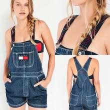 Tommy Jeans Tommy Hilfiger เสื้อเอี้ยม