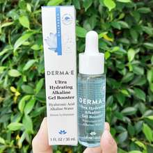 Derma e เดอมา อี เจลบำรุงผิวหน้า Ultra Hydrating Alkaline Gel Booster 30 ml (®)