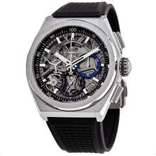 Zenith Defy Classic Automatic Skeleton Dial Mens Watch 95.9000.9004/78.R782