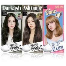 Mise En Scene (มีครบทุกสี) โฟมเปลี่ยนสีผม Mise En Scene Hello Bubble Foam Color Black Pink ยาย้อมผม Blackpink ครีมเปลี่ยนสีผมแบบฟองโฟม