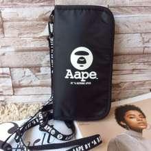 AAPE Sale!! By A Bathing Ape Passport Case