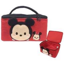 Disney กระเป๋าเครื่องสำอาง มิกกี้ ใบโต ผ้าสวย สินค้าลิขสิทแท้ ลด ล้างสต๊อก