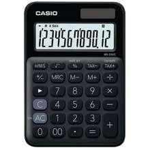 Casio เครื่องคิดเลข MS-20UC ดำ ไทย