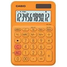 Casio เครื่องคิดเลข MS-20UC ส้ม ไทย