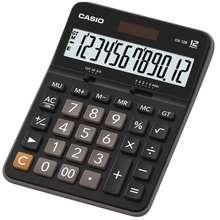 Casio เครื่องคิดเลข รุ่น MJ-120D Plus ดำ ไทย