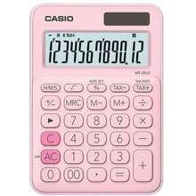 Casio เครื่องคิดเลข MS-20UC ชมพู ไทย
