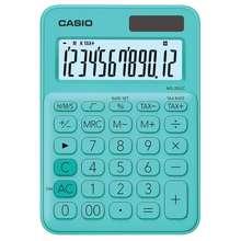 Casio เครื่องคิดเลข MS-20UC เขียว ไทย