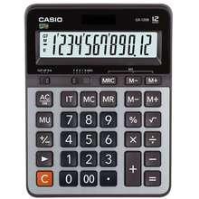 Casio เครื่องคิดเลข รุ่น GX-120B เงิน ไทย