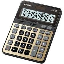 Casio เครื่องคิดเลข รุ่น DS-2B ทอง ไทย