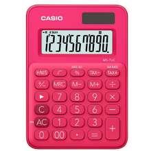 Casio เครื่องคิดเลข MS-7UC แดง ไทย