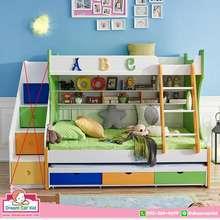 Dream Cars Kid เตียง2ชั้น รุ่น ALphabet ไทย
