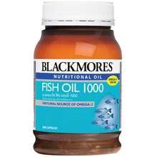 Blackmores Fish Oil 1000 ไทย