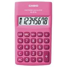Casio เครื่องคิดเลข HL-815L ชมพู ไทย