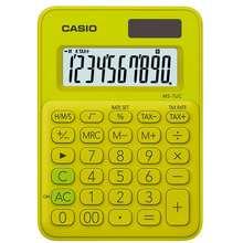 Casio เครื่องคิดเลข MS-7UC เหลือง ไทย
