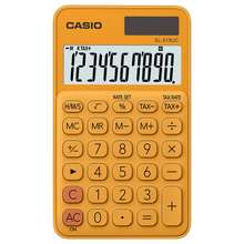 Casio เครื่องคิดเลข SL-310UC ส้ม ไทย
