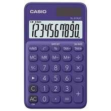 Casio เครื่องคิดเลข SL-310UC ม่วง ไทย