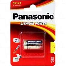 Panasonic CR123A ไทย