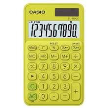 Casio เครื่องคิดเลข SL-310UC เหลือง ไทย