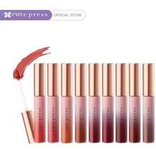 cute press Nonstop Beauty Matte Lock Liquid Lip ไทย
